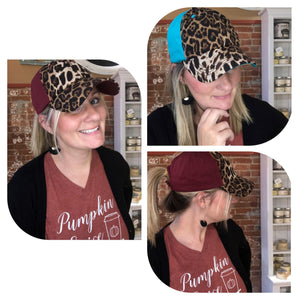 Cheetah Ball Cap
