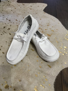 Holly Canvas Shoes