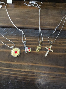 Ammo Necklaces