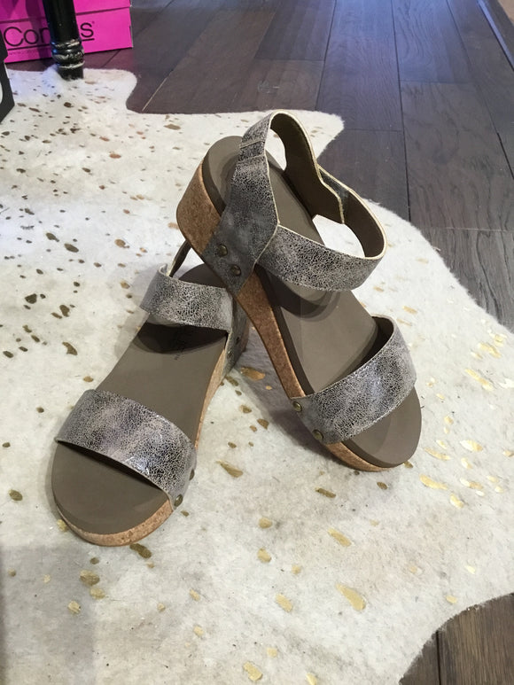 Slidell Wedge Sandals
