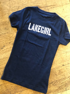 Lakegirl Kids Tee