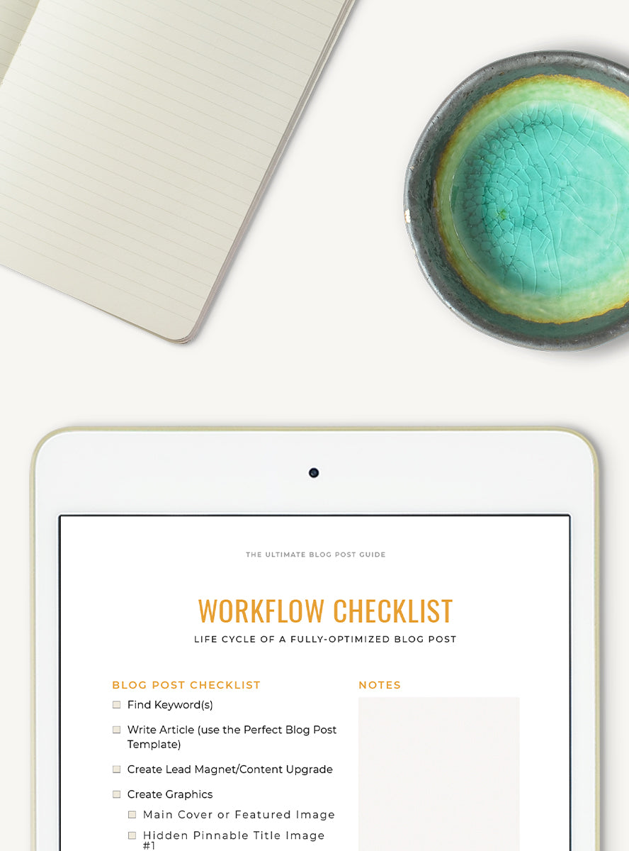 The Ultimate Blog Post Guide: Tool and Workflow