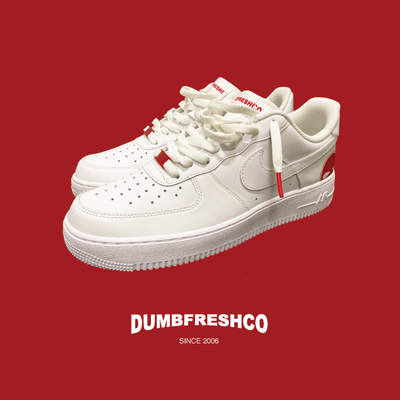 DFC x AF1 color ways