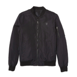 Black bomber jacket - Men's Clothing
