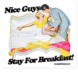 Nice Guys Vintage stickers - Men's Clothing