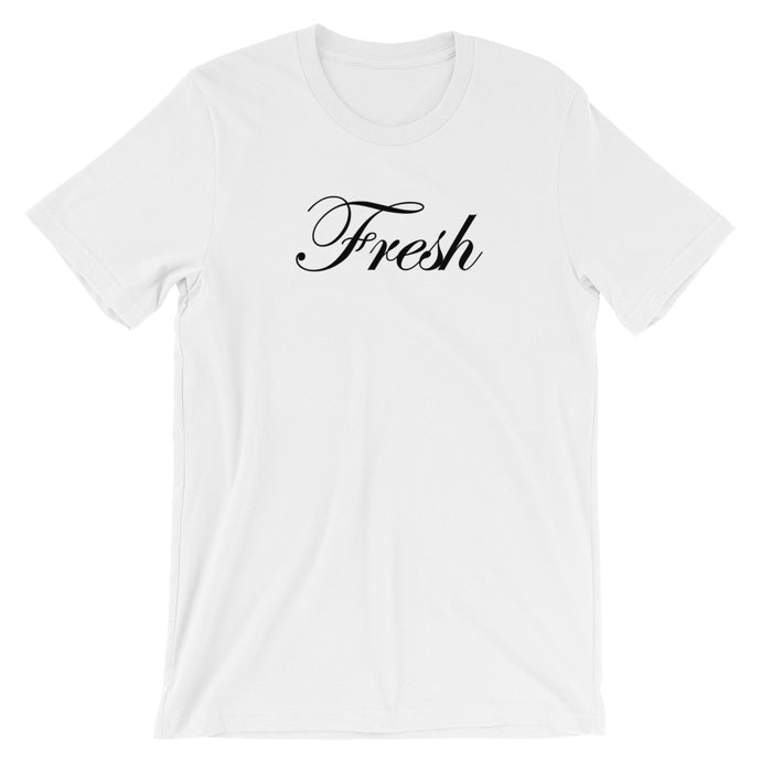 Fresh T-Shirt - Dumb Fresh Clothing