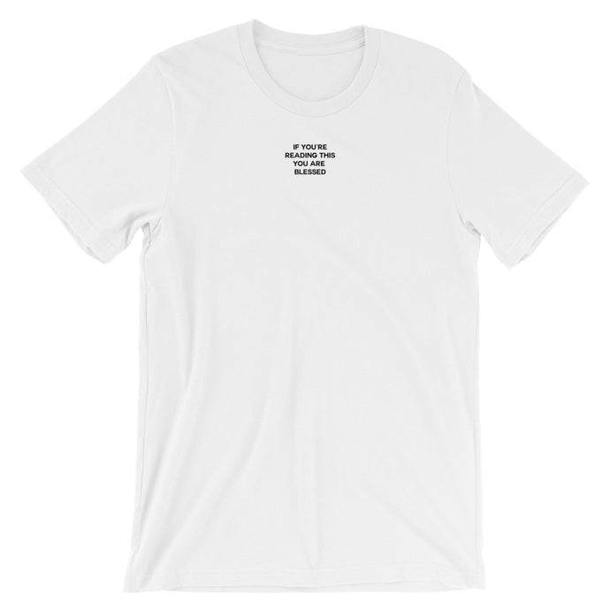 Blessed T-Shirt - Dumb Fresh Clothing