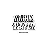Drink Water stickers - Men's Clothing