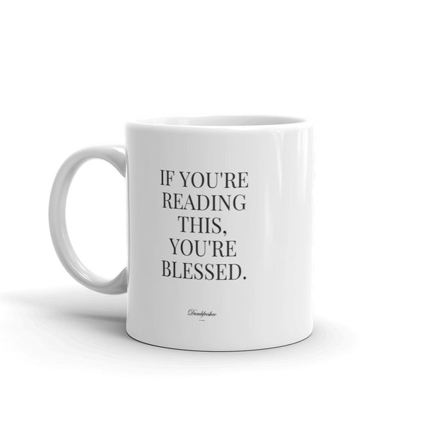 Blessed Mug - Men's Clothing
