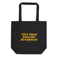 Nice Guys Eco Tote Bag - Men's Clothing