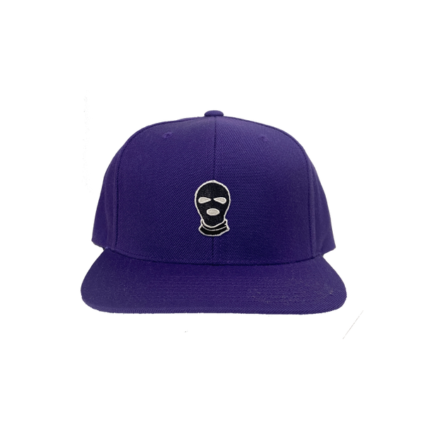 Purple baseball hat - Men's Clothing