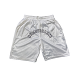 Lounge basketball shorts | white - Men's Clothing