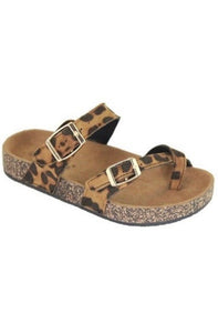 Kids Summer Slides Leopard