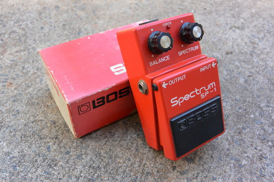 Boss SP-1 Spectrum