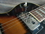 1970's Austin Japan Les Paul Custom (Tobacco Sunburst)