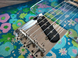 2015 Fender Japan TL-69 Blue Flower Paisley Telecaster