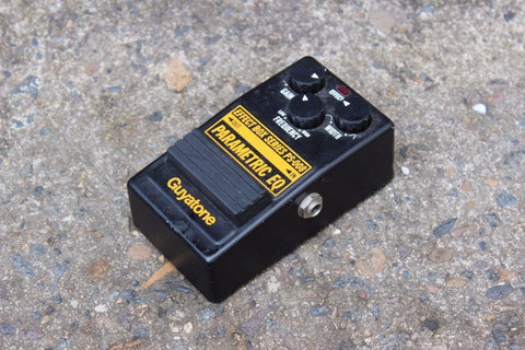 1980's Guyatone PS-008 Parametric EQ MIJ Japan Vintage Effects Pedal