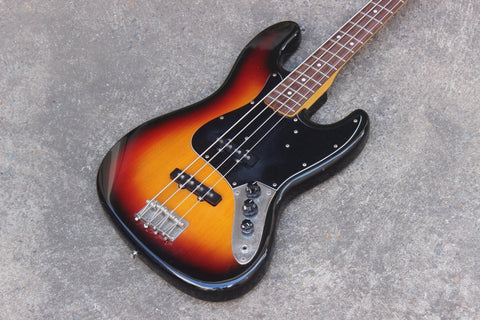 1982 Tokai JB-60 Japan Jazz Sound Bass Electric Guitar (Sunburst)
