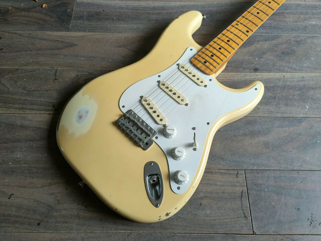 2007 Edwards Japan E-SE-108M 50's Relic Stratocaster