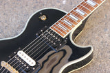 2001 Epiphone Japan Elitist 60's Les Paul Custom (Ebony) MIJ