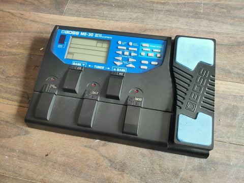 Vintage Boss ME-30 Multi Effects MIJ Effects Pedal