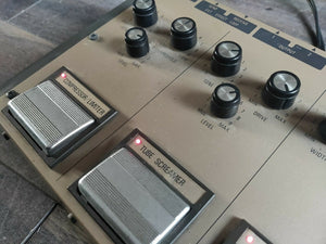 1980's Maxon/Ibanez UE300 Multi Effects (Compressor, Chorus, Tubescreamer)