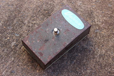1960's Univox Superfuzz Original Super Fuzz Pedal