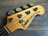 1980's Tokai Hard Puncher Precision Bass (Made in Japan) Black