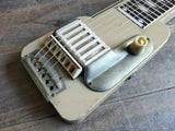 1961 Teisco Model Z 6-String Lap Steel Slide Electric Guitar
