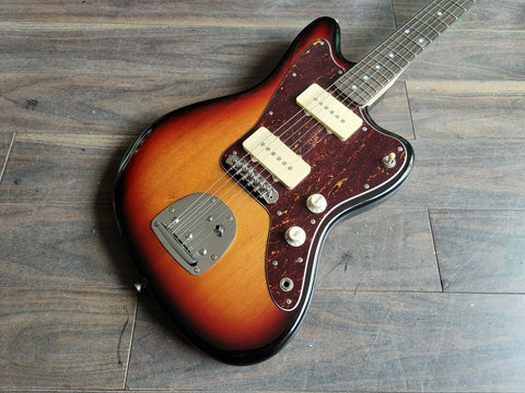 Bacchus Global Series BJM-70B Jazzmaster (Sunburst)