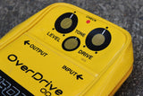 Vintage Boss Pedals OD-3 Overdrive Rare Promotional Backpack