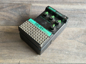 1980's Yamaha DDS-20M Digital Delay/Sampler Effects Pedal