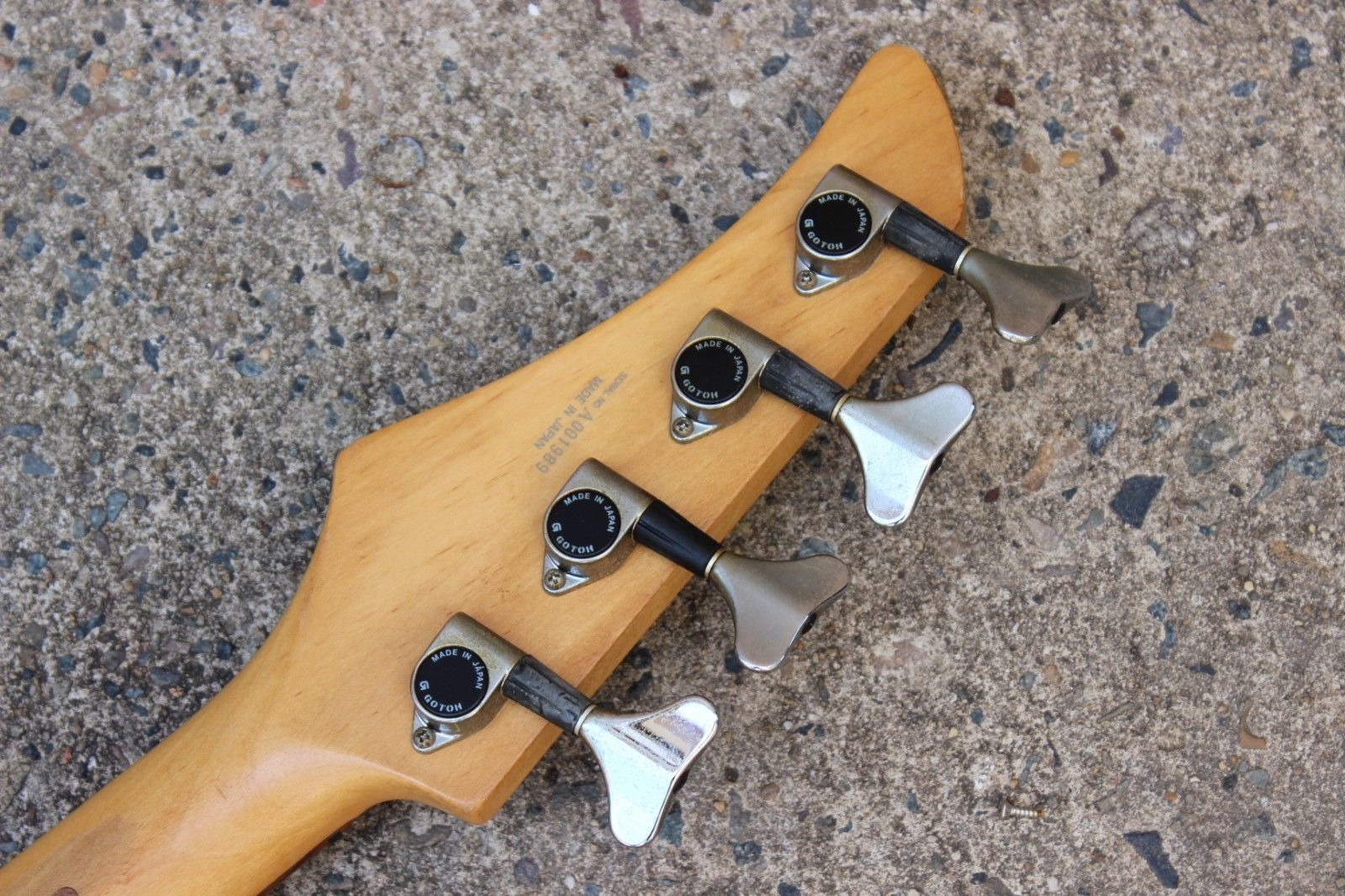 1994 Greco PJB Precision Bass (Made in Japan)