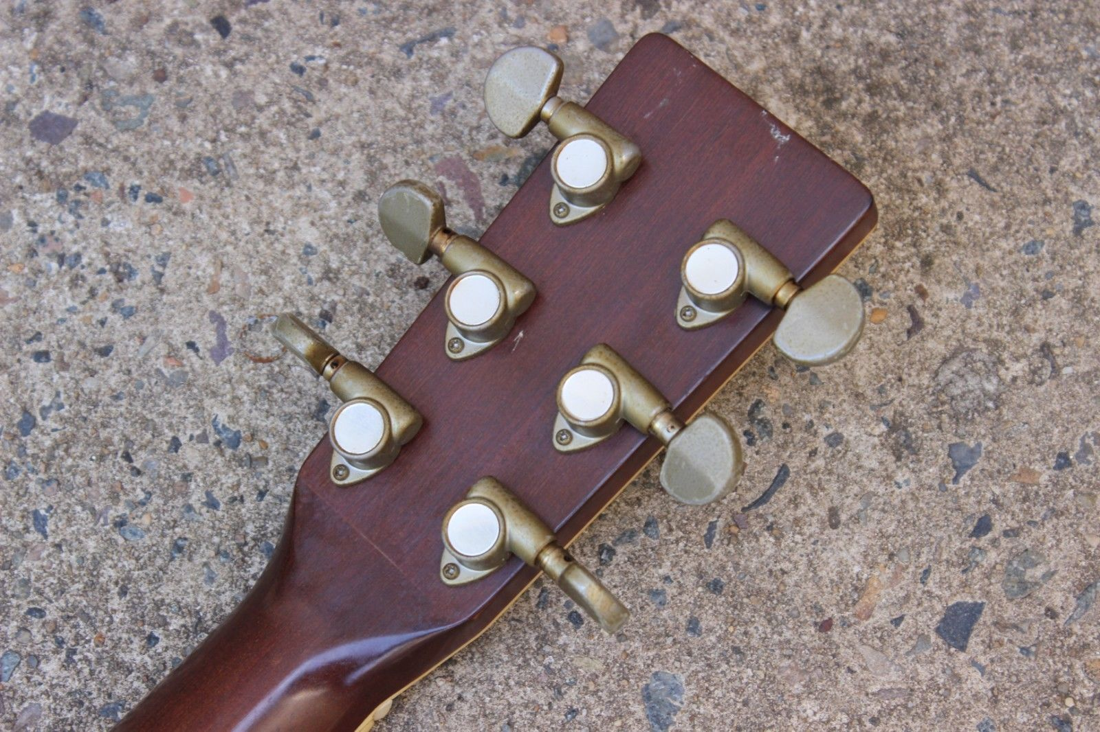 1970s Tokai Cats Eyes CE-300 Vintage Acoustic (Made in Japan)