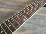 1989 Greco Japan SS-600P2 Vintage SG Electric Guitar (Ebony)