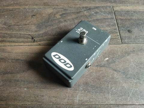 DOD 270 A/B Switch USA Vintage Effects Pedal
