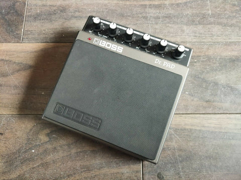 1980's Boss DRP-1 Dr Pad Vintage Drum Machine