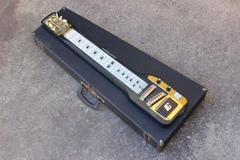 1960's Guyatone HG-206 6-String Vintage Lap Steel Slide Electric Guitar