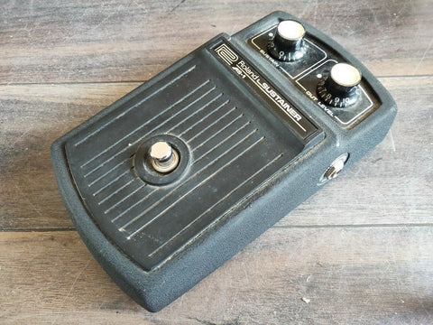 1970's Roland AS-1 Sustainer Compressor MIJ Japan Vintage Effects Pedal