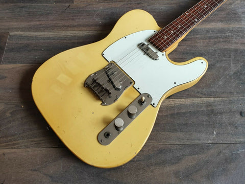 1960's Fresher Telecaster Vintage Electric Guitar (Made in Japan)