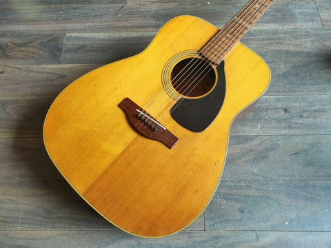 1960's Yamaha Japan FG180 (Red Label) Acoustic Guitar