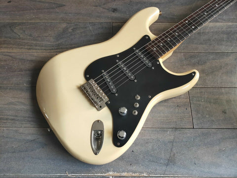 1979 Greco SE-600J Jeff Beck Stratocaster Electric Guitar Japan (White)