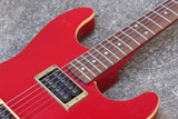 Fresher FRS (PRS Paul Reed Smith) Style HH Electric Guitar (Red)