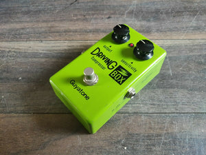 1980 Guyatone PS-103 Driving Box Compressor MIJ Japan Effects Pedal