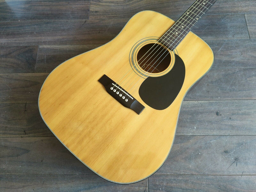1970's Westone Japan (Matsumoku) Acoustic Guitar
