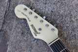 1970's Tomson Japan Spirit Sounds LH Left Handed HSS Stratocaster (White)