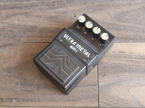 Vintage Aria AUM-1 Ultra Metal HM-2 Style Distortion Pedal