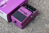 1985 Boss BF-2 Flanger Vintage MIJ Japan Effects Pedal w/Box
