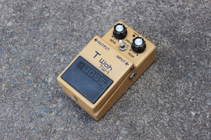 1981 Boss TW-1 Touch Wah Autowah Vintage Effects Pedal MIJ
