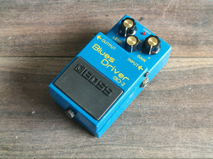 1995 Boss BD-2 Blues Driver Overdrive Effects Pedal (First Month)